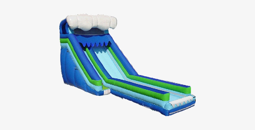 Water Slide Adventure - Water Balloon Slide, transparent png #2197328