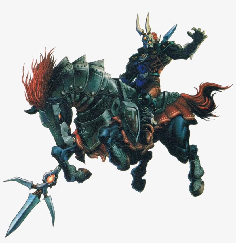 Phantom Ganon Legend Of Zelda Art Artifacts Book