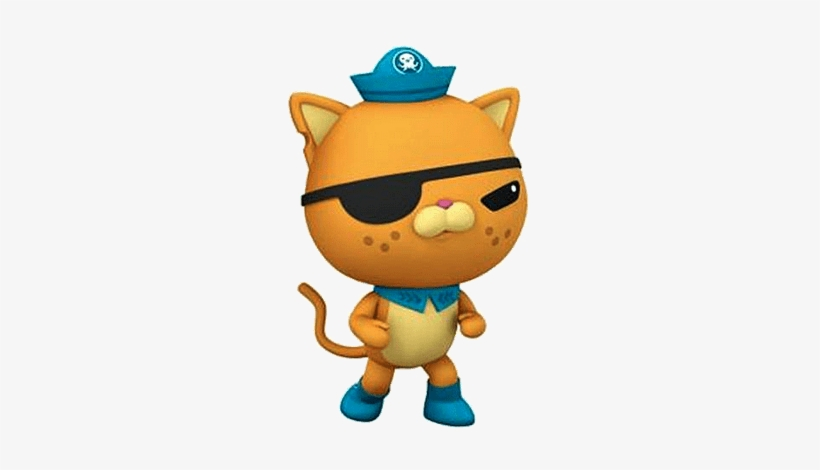 Kwazii Cat Ready For Action - Most Annoying Kid Tv Shows, transparent png #2199786