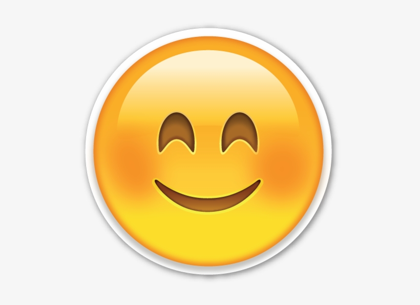 Iphone Emoji Faces Png - Smiley Emoji Transparent, transparent png #220504