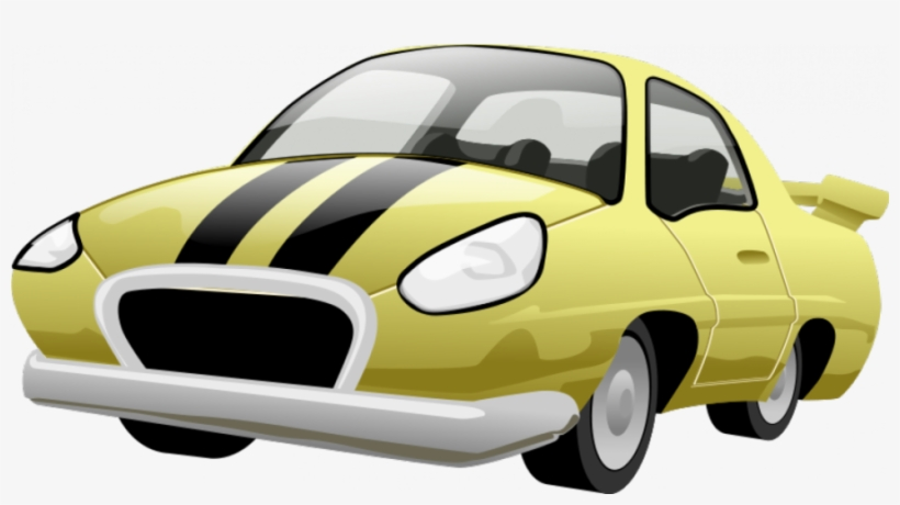 Cartoon Car Png Clipart Sports Car Lightning Mcqueen - Cartoon Sports Car Png, transparent png #220808