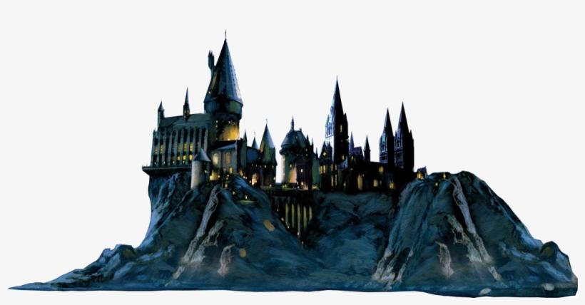 Hogwarts Castle Png - Harry Potter Hogwarts Png, transparent png #223345