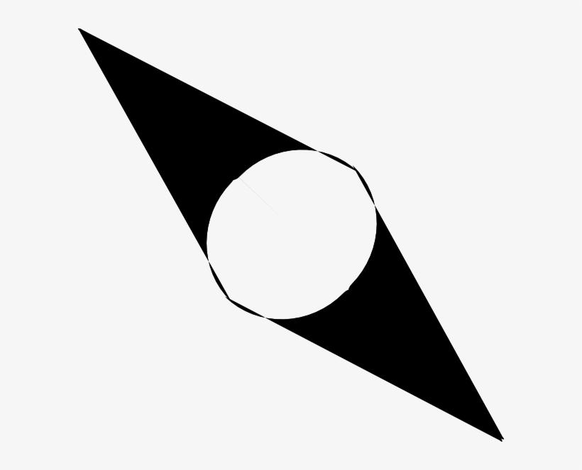 Free Vector Compass Needle Clip Art - Compass Clipart Needle, transparent png #224362