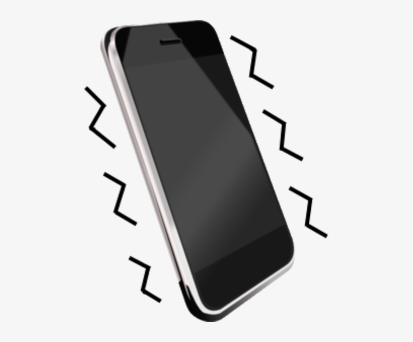 Phone Ringing Clipart - Mobile Phone Gif Png, transparent png #225263
