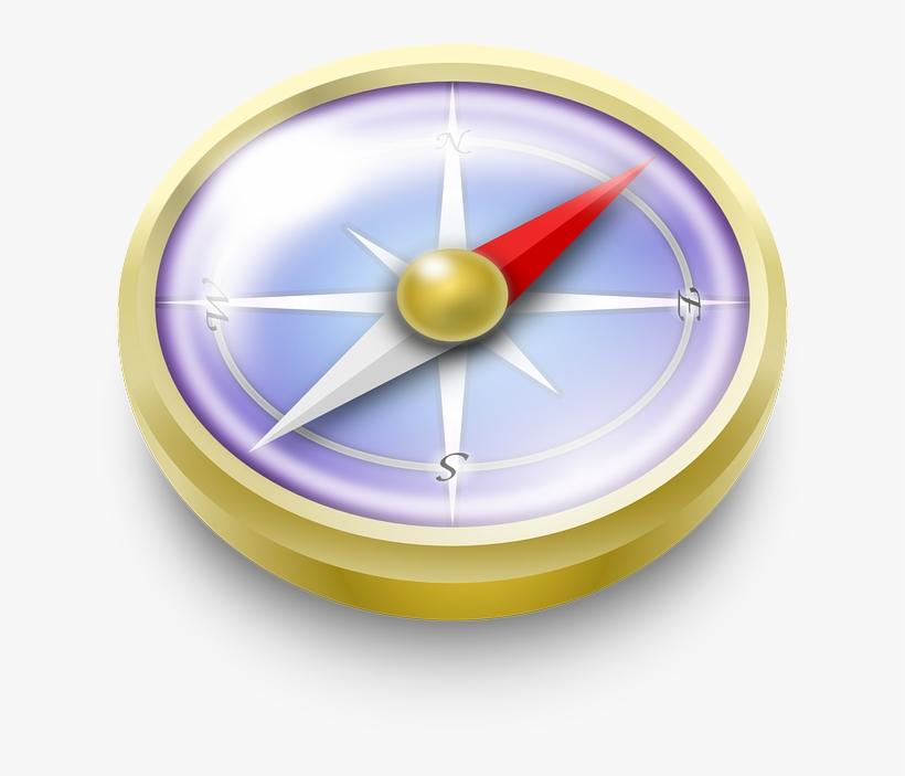 Navigation, Compass, Direction, Geography, Compass - Compass Clipart, transparent png #226213