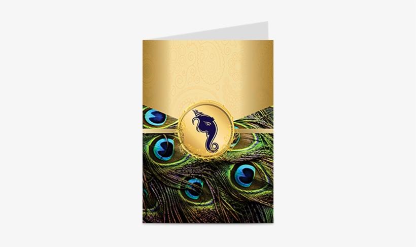 Artistic Ganesha Wedding Invitation Card 3d Hd Wallpaper Of