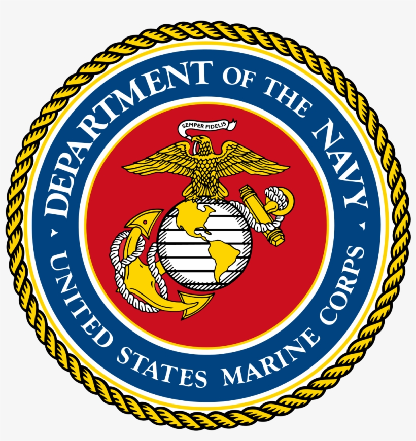 Cowboy - United States Marine Corps Seal, transparent png #227896