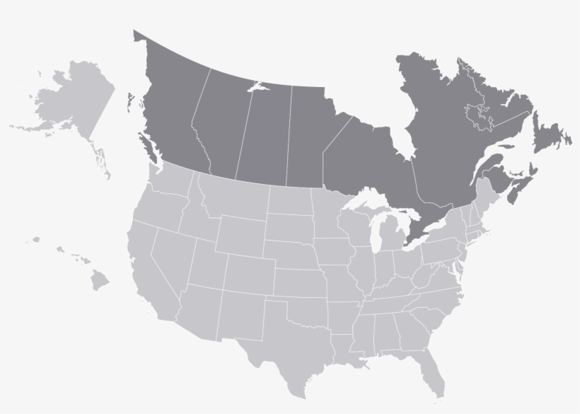 Us Map For Powerpoint Picture Ideas References - North ...