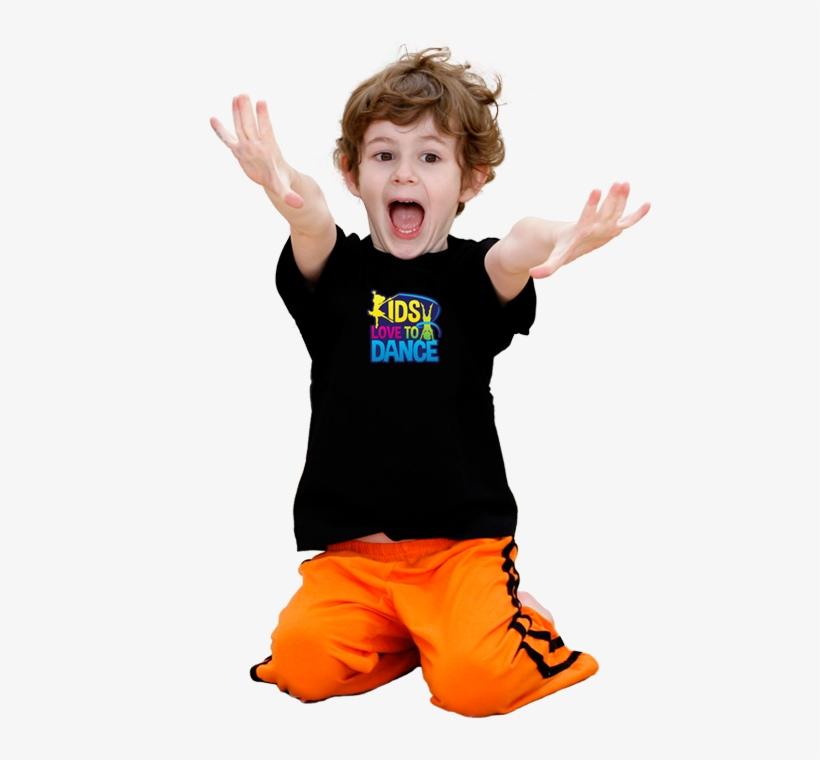 Kid Dancing Free Transparent Png Download Pngkey