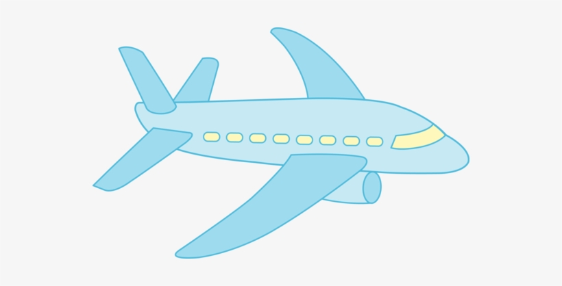 Airplane Airplane Cute Free Transparent Png Download Pngkey