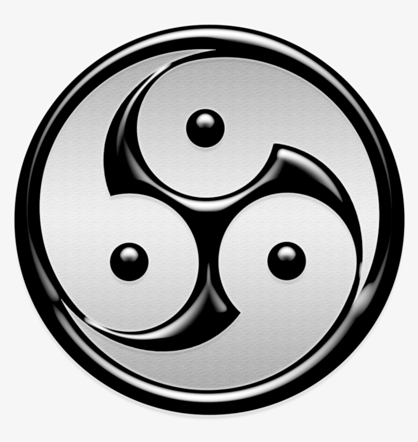 Ying Yang Tattoo - 3 Yin Yang Symbol - Free Transparent