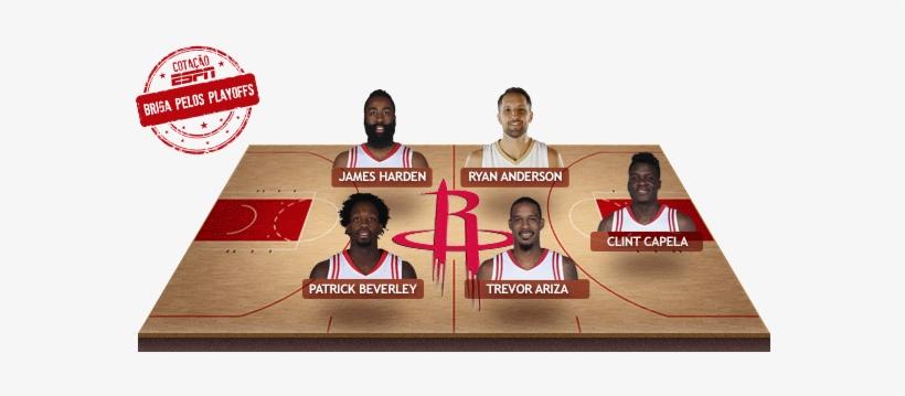 Guia Nba - Rockets - Espn - Com - Br - Golden State Warriors Elenco, transparent png #2203016