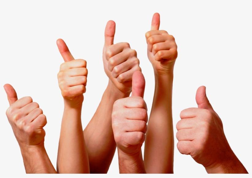 Las Esferas De La Inspiración Son Grupos De Trabajo - Thank You Clapping Hands, transparent png #2206515
