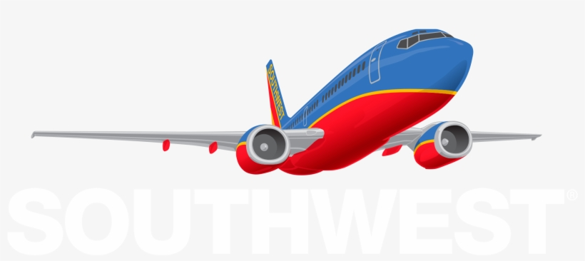 Southwest Airlines Says Technology Issues Have Delayed - Southwest Airline Vector File, transparent png #2209191