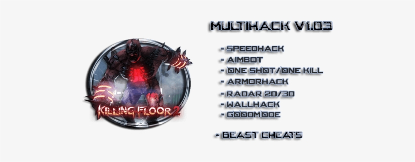 Killing Floor 2 Hack Download Is A Program That Will - Tripwire Interactive Killing Floor Pc (steam), transparent png #2209209