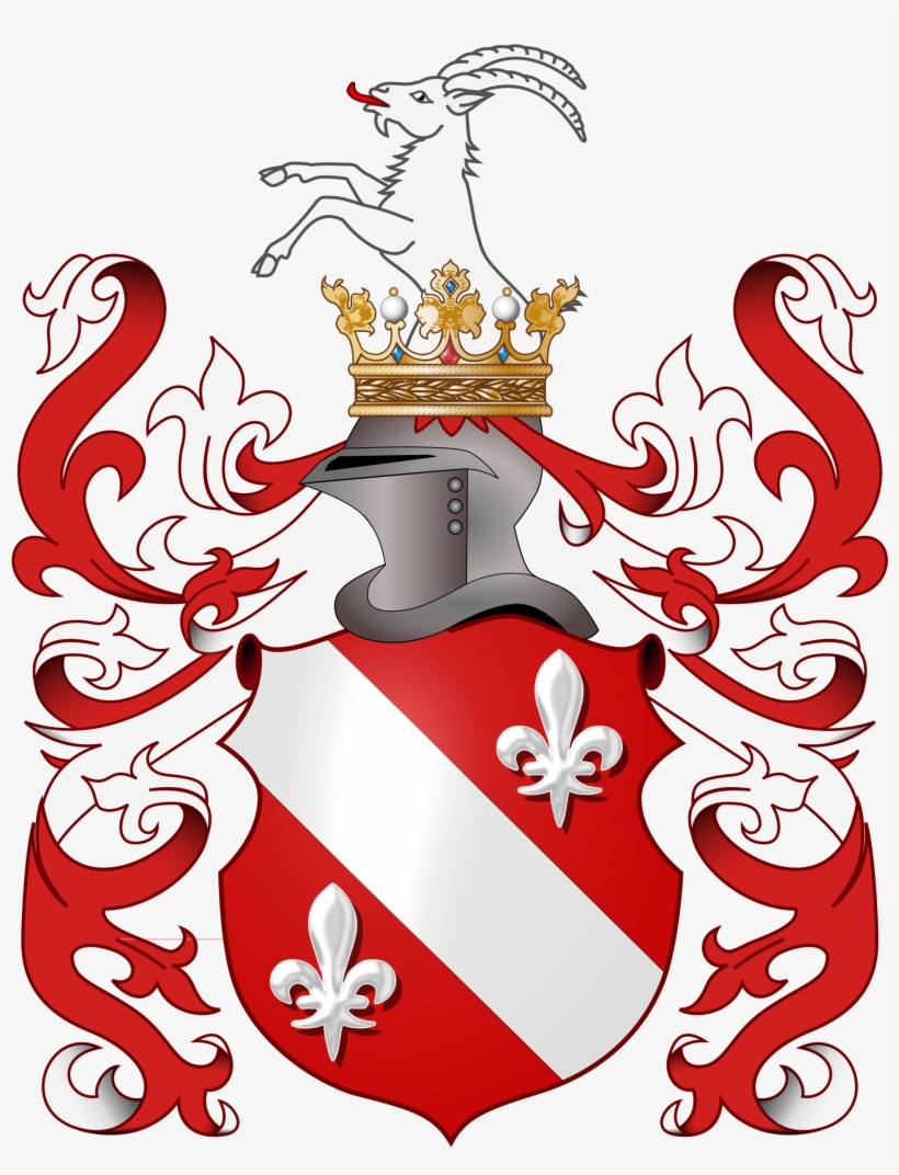 Family Crest Template Png Red And White Coat Of Arms Free