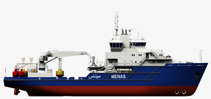Equipped For All Aspects Of Laying And Maintaining - Buoy Laying Vessel 8317, transparent png #2213699