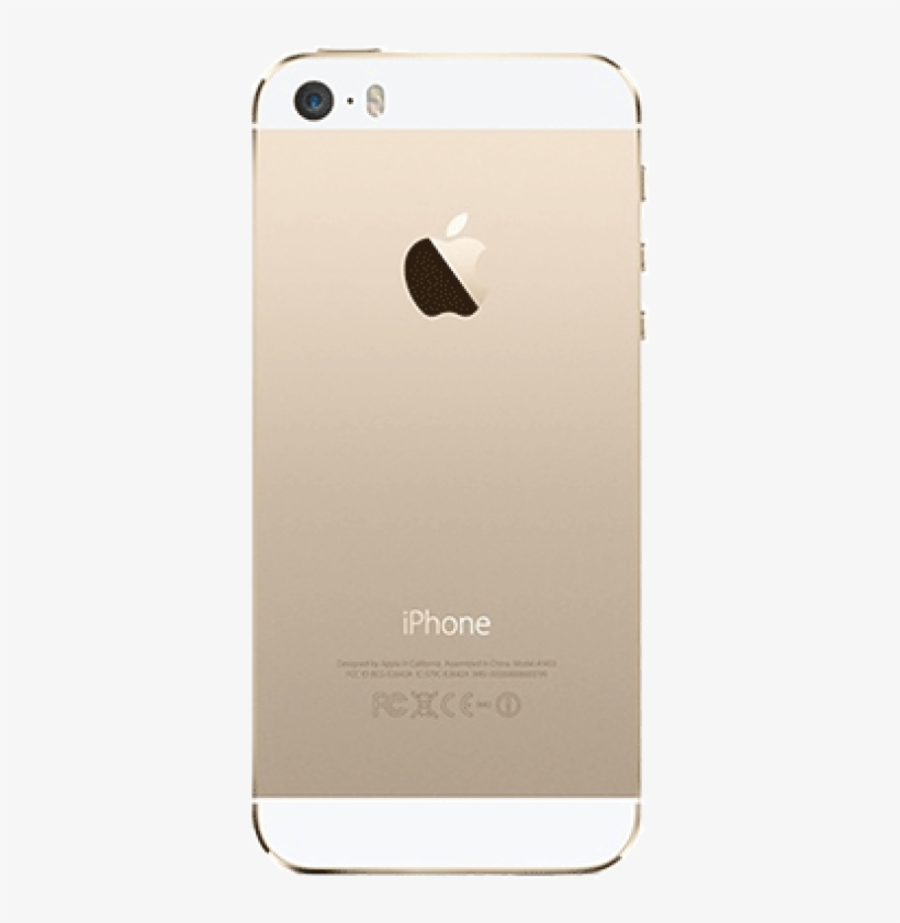 Iphone 5s 16go 18 Large - Apple Iphone 5s - 32 Gb - Gold - Unlocked, transparent png #2215166