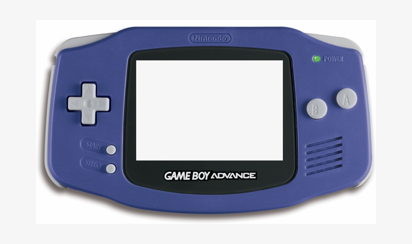Nintendo Gameboy Advance Png - Game Boy Advance, transparent png #2216262