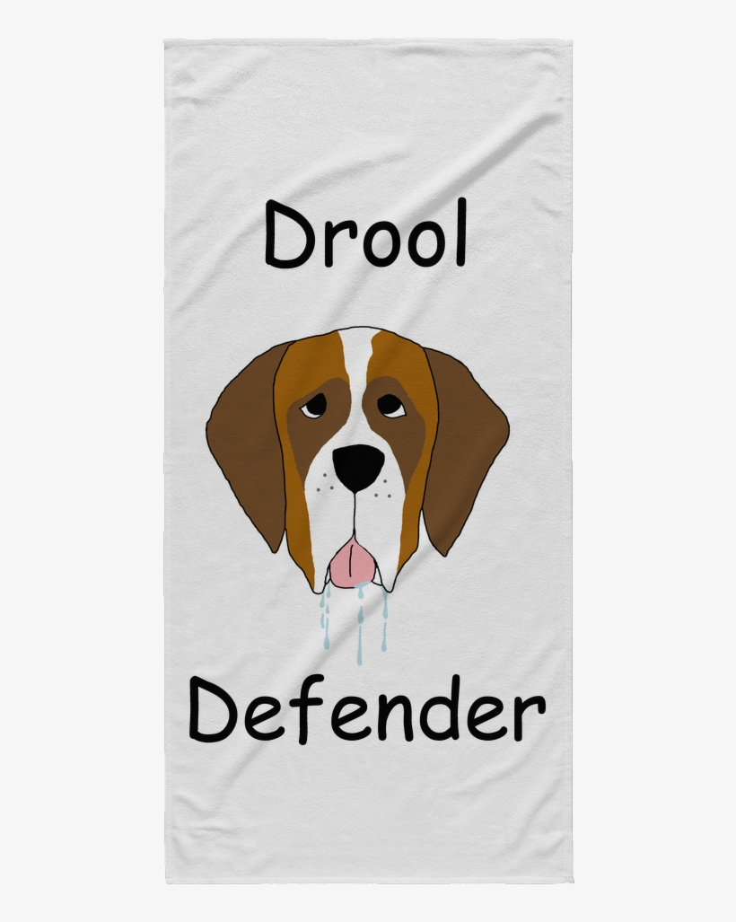 The Drool Defender Towel - Oak Grove Middle School, transparent png #2217871