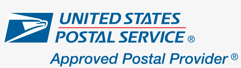 The United States Postal Service, Also Known As The - United States Postal Service, transparent png #2218758