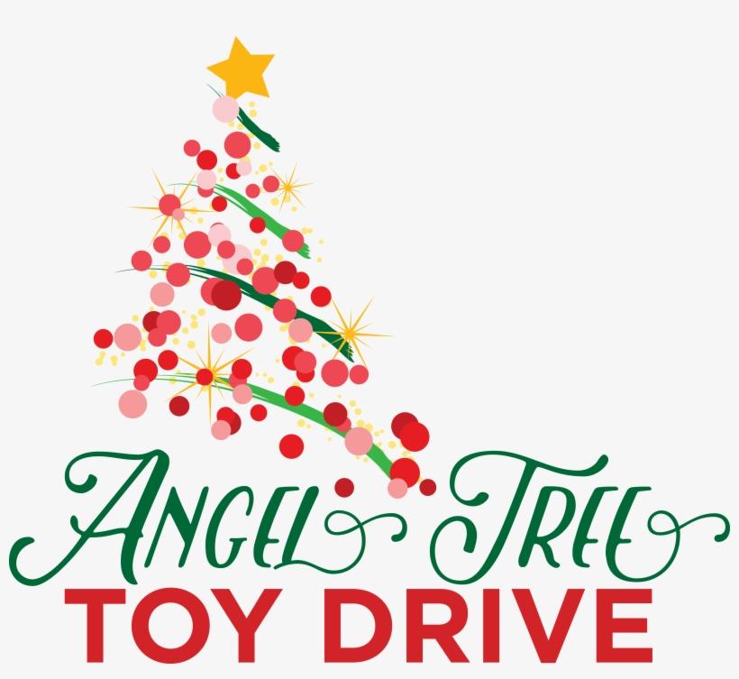 Angel Tree Salvation Army Logo Clip Art - Angel Tree Clip Art, transparent png #2219869