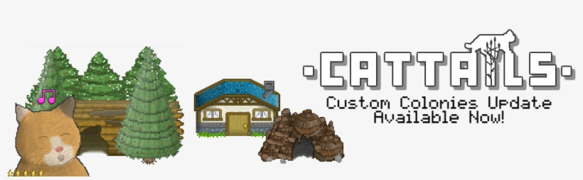 Today, We Released The Custom Colonies Update Read - House, transparent png #2222973