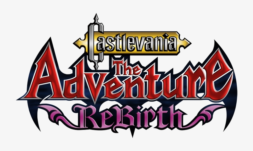 The Castlevania Series Is One Of My All Time Faves, - Castlevania Rebirth Logo, transparent png #2223386