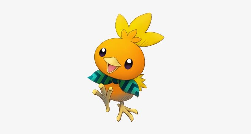 Starter Pack - Torchic Pokemon Mundo Misterioso, transparent png #2225123