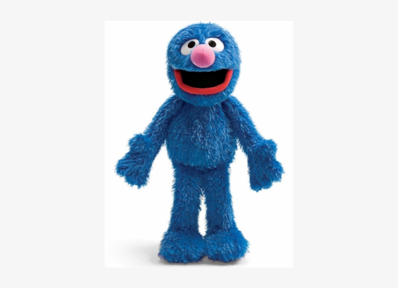 Sesame Street Grover Png - Sesame Street Character Grover, transparent png #2225293
