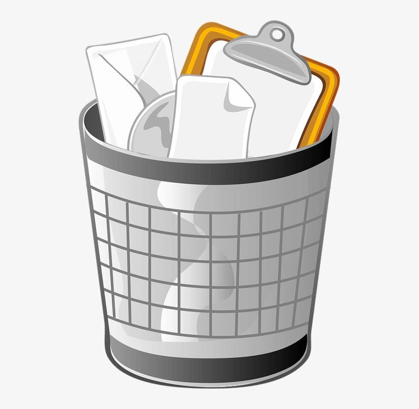 Trash Can Clip Art, transparent png #2226375