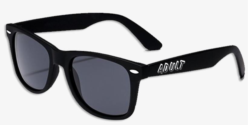 Adult Swim Sunglasses - Italian 60s Men Sunglasses, transparent png #2228431
