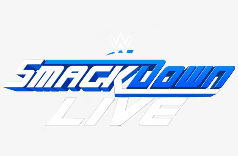 Logo V By Nikiludogorets - Wwe Smackdown Logo 2017, transparent png #2233256