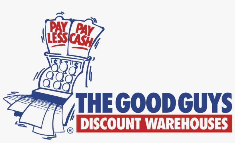 The Good Guys Logo - Good Guys Discount Warehouse, transparent png #2234605