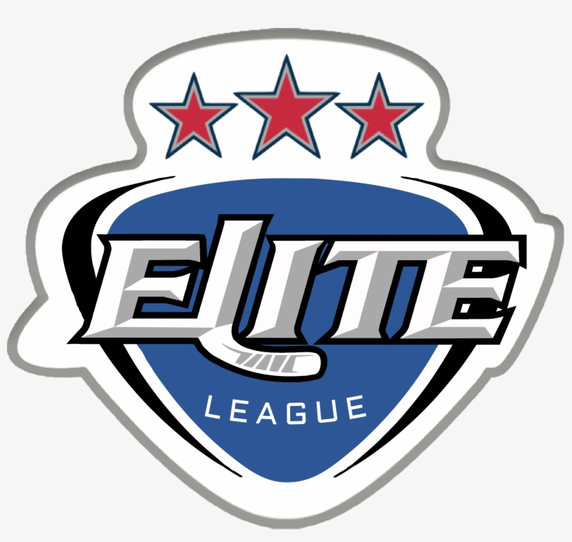 Elite Ice Hockey League Logo - Elite League Hockey, transparent png #2235018