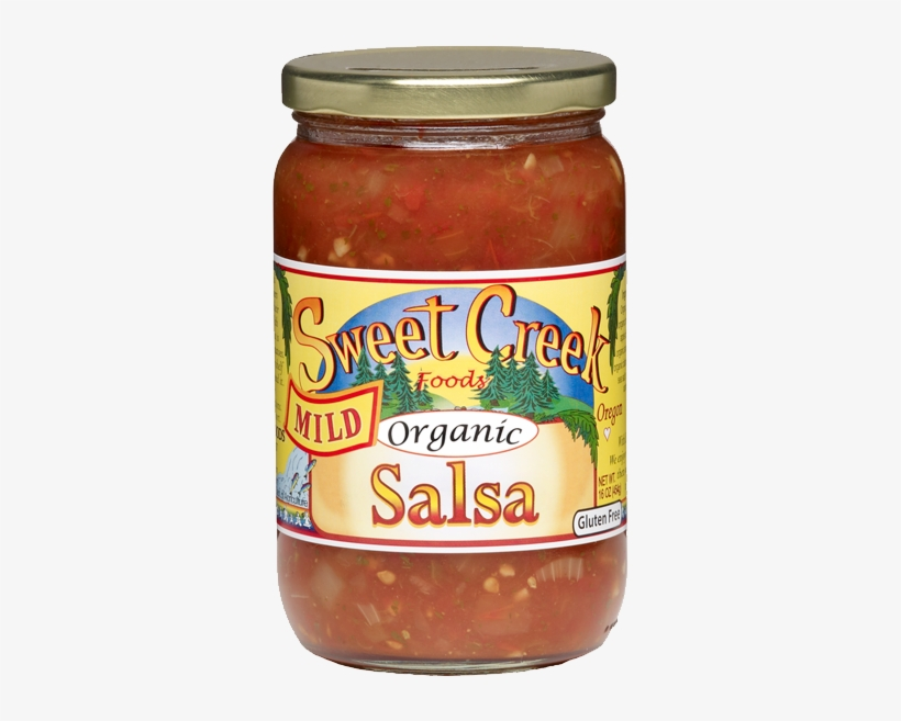 This Salsa Was Created For Those - Salsa Mild | Organic | 16 Oz | Sweet Creek Foods, transparent png #2238298
