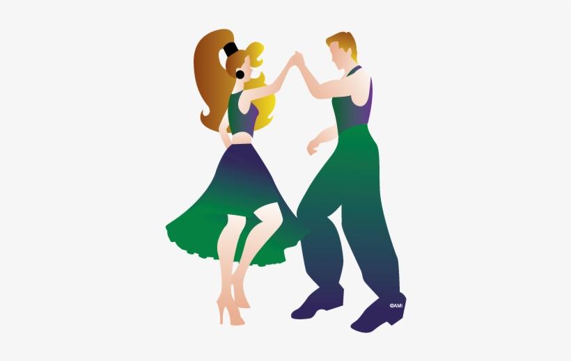 Salsa Salsa Dance Cartoon Transparent Free Transparent Png Download Pngkey