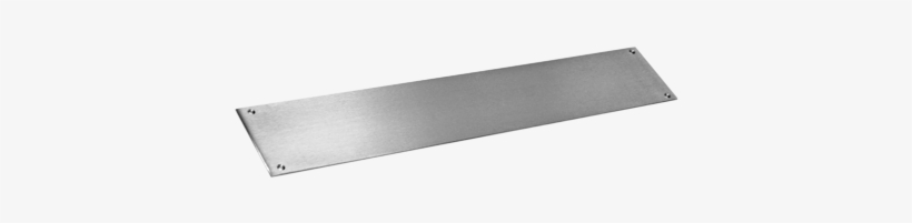 """Ce 832 6 Push Bar 1/4"""" X 6"""" Stainless Steel - Blade, transparent png #2240449"""