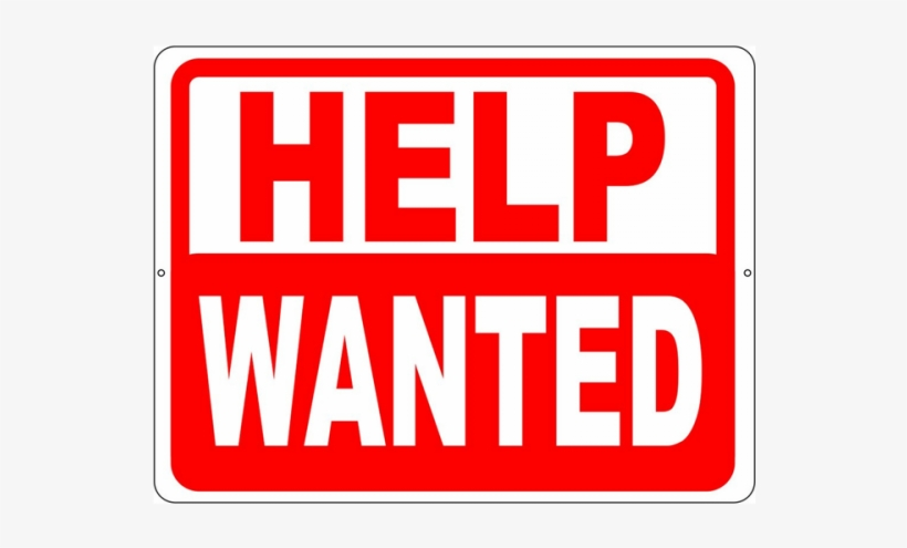 """Help Transparent Wanted Image Royalty Free - Help Wanted Square Car Magnet 3"""" X 3"""", transparent png #2241957"""