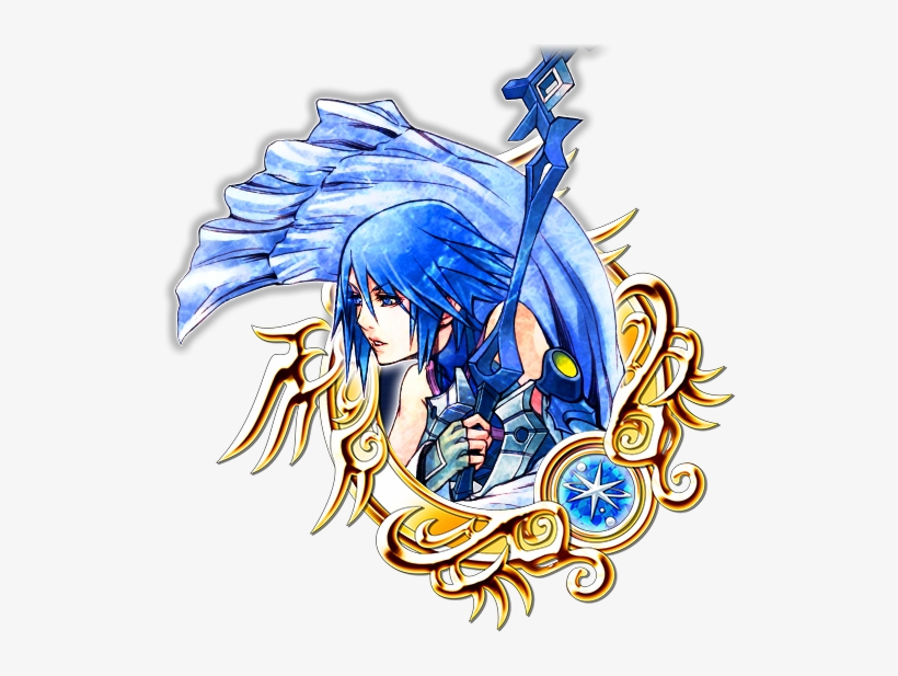 Stained Glass - Kingdom Hearts Union X Stained Glass Medals, transparent png #2242582