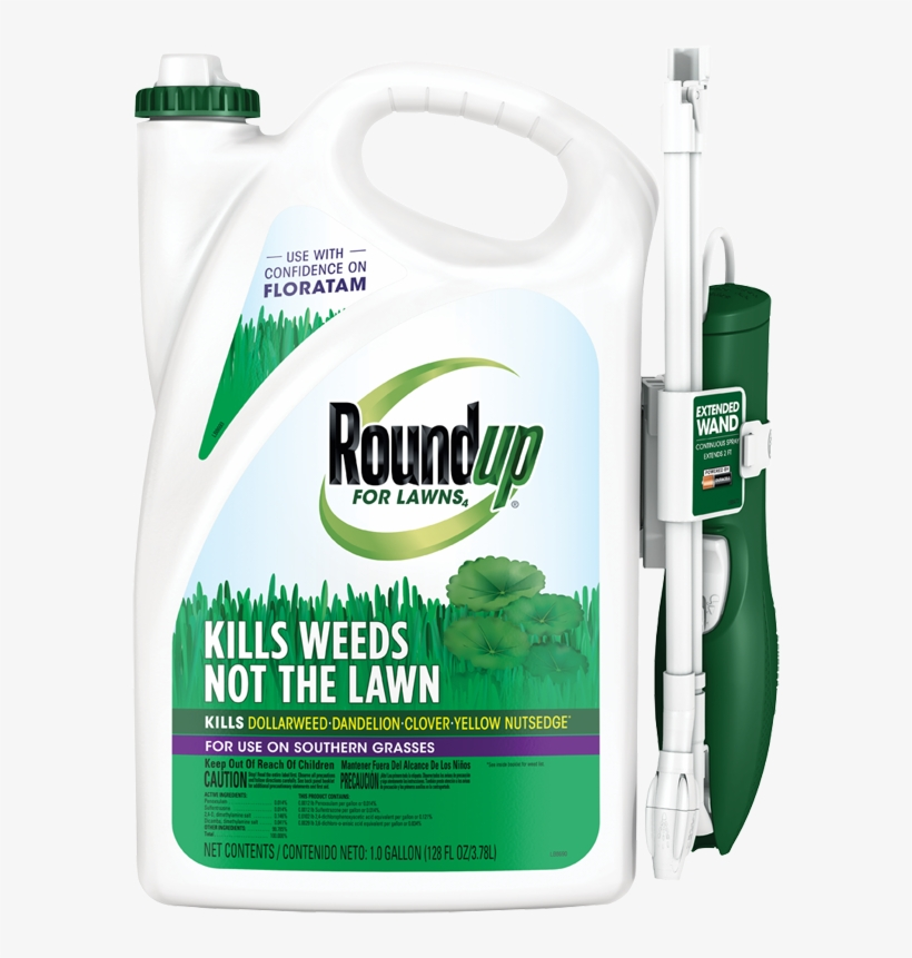 Roundup® For Lawns Ready To Use - Roundup For Lawns, transparent png #2243234