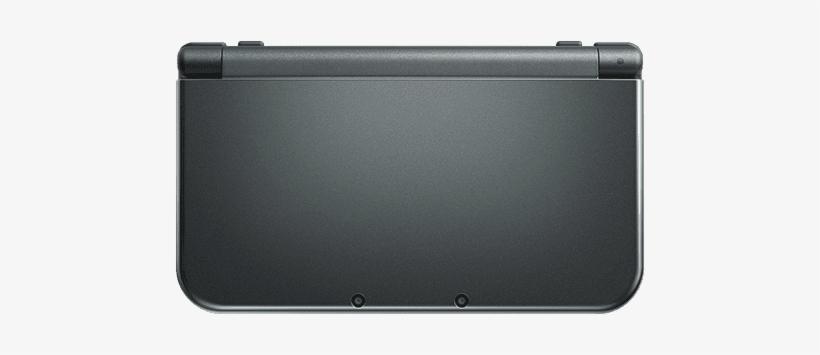 New Nintendo 3ds Xl Black - Nintendo 3ds Xl Grey, transparent png #2244300