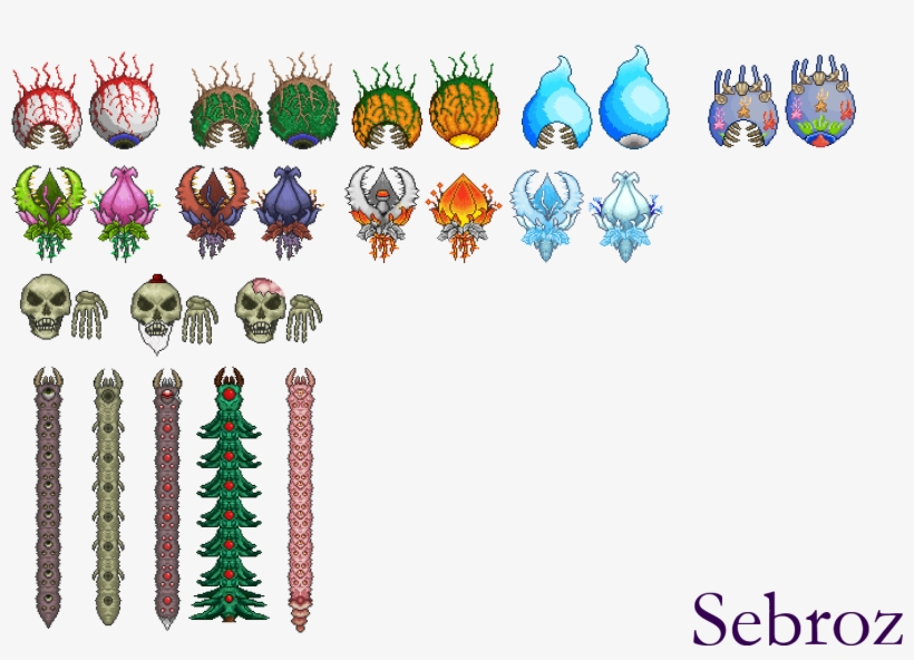 The Gallery For > Terraria Logo Transparent Background - Terraria Text No Background, transparent png #2245105