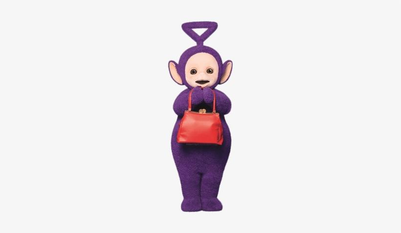 Teletubbies Tinky Winky Handbag