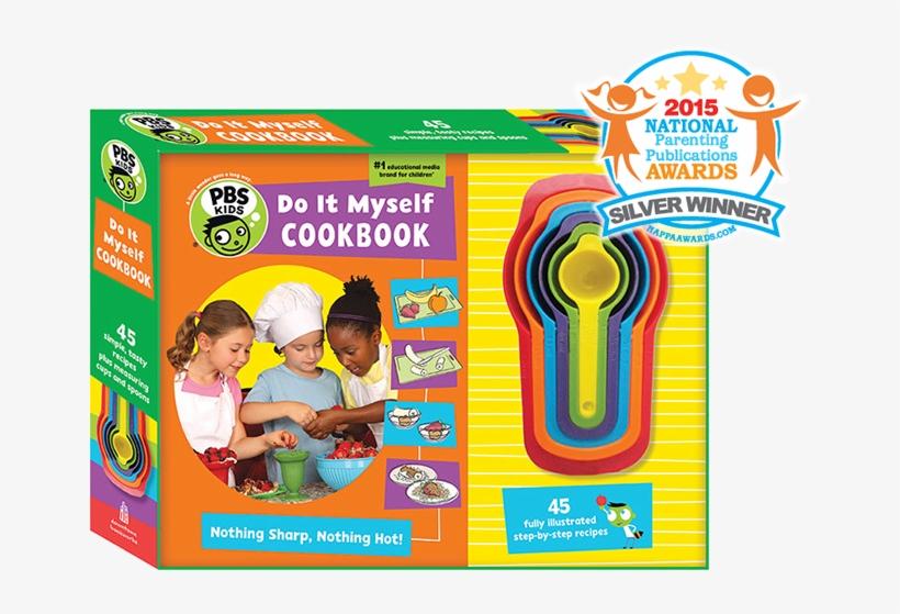 Pbs Kids Do It Myself Cookbook, transparent png #2247899