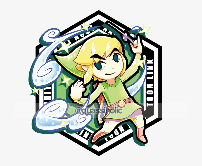 Toon Link Acrylic Charm - First Order Tattoo Star Wars, transparent png #2248581