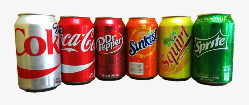 Sodas De Lata - Squirt, 12 Fl Oz Cans, 12 Pack, transparent png #2250006