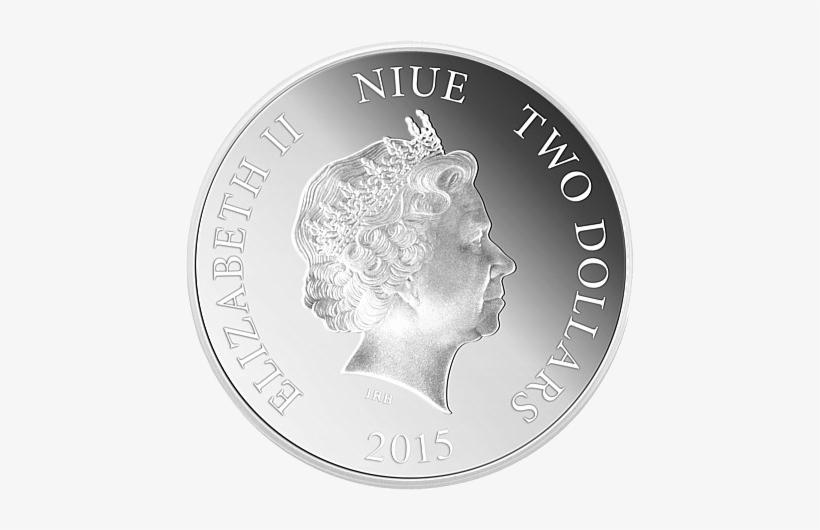 Niue 2015 Disney - Niue Doctor Who Coin, transparent png #2250790