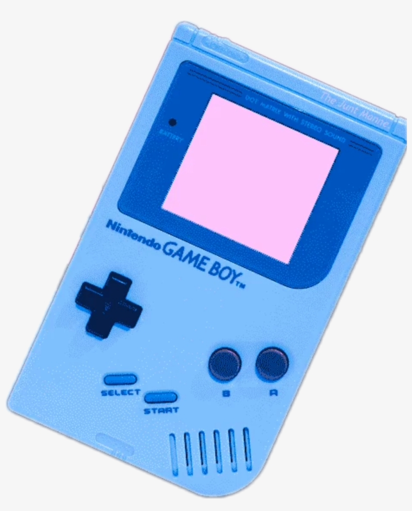 Game Boy Color Aesthetic, transparent png #2251196