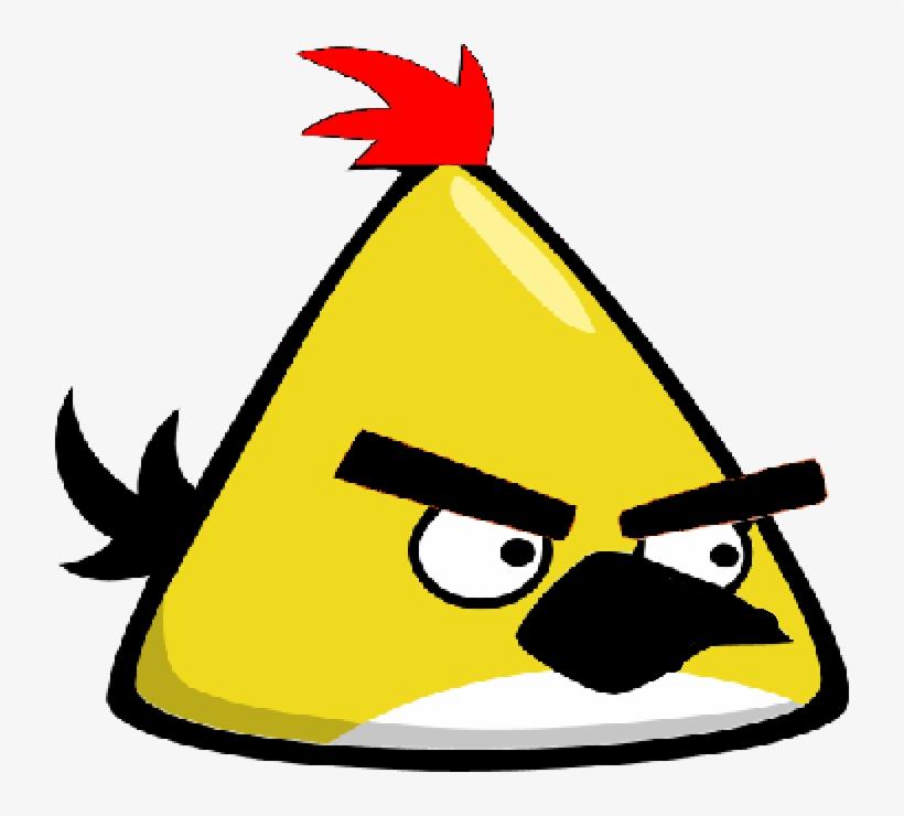 Angry Bird Quack As Peep Icon - Yellow Bird Angry Birds Transparent, transparent png #2251751